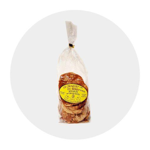 Croquants de Cordes Citron Comptoir Arômes
