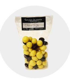 Œufs Citrons Confits