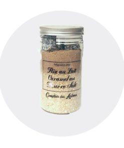 Riz au lait Caramel au Beurre Salé Comptoir Arômes