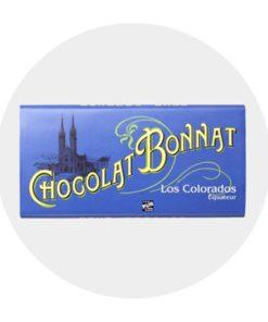 Chocolat Noir Bonnat Colorados 75 %