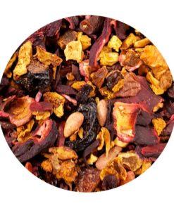 Tisane à l'hibiscus