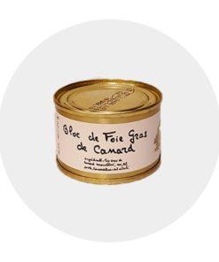 Bloc foie gras 90 g