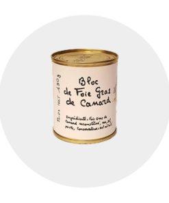 Bloc foie gras manoir alexandre