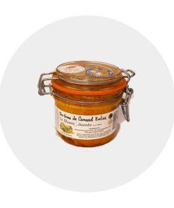 Foie gras de canard manoir alexandre le havre