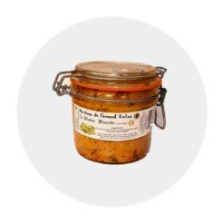 Foie gras de canard entier manoir alexandre le havre