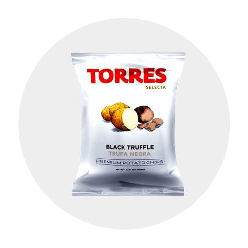 Chips à la truffe