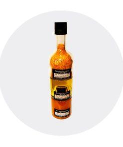 Sel poisson huile Orange Vinaigre Passion