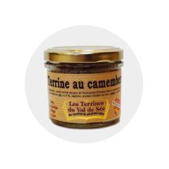 Terrine normande au camembert