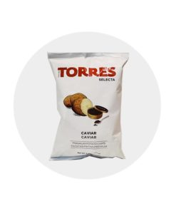 Chips caviar torres