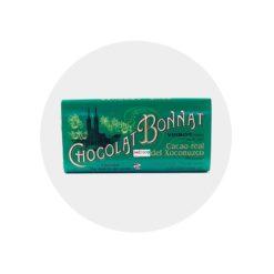 Chocolat noir Bonnat cacao real del Xoconuzco 75 %