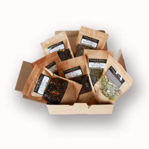 box épices et thés internet
